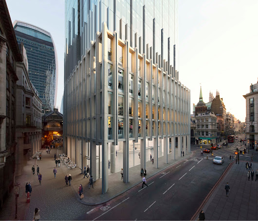 London to get another skyscraper as 36-storey 1 Leadenhall is approved -