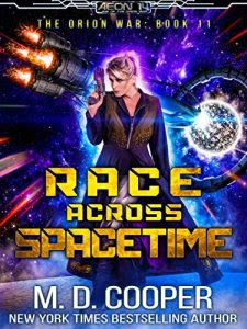Race Across Spacetime by M.D. Cooper