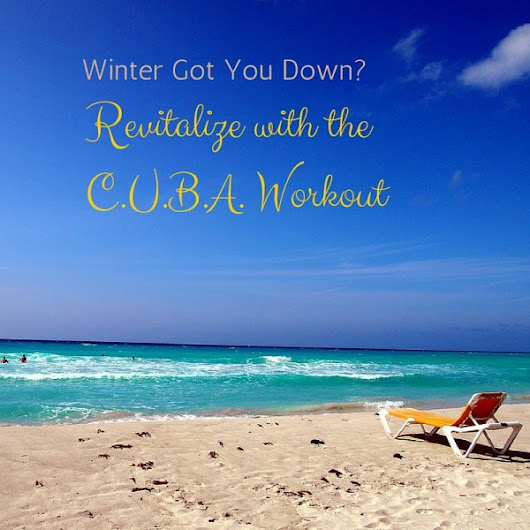 Bust Past the Winter Plateau with the CUBA Workout