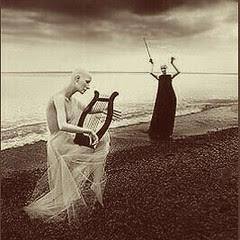 Misha Gordin - inspiration in black