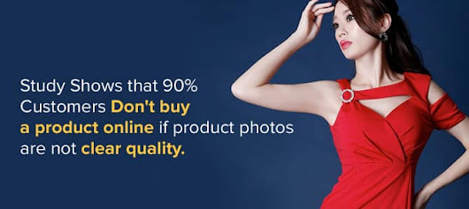 Importance of Presentation & context for eCommerce Product Photos