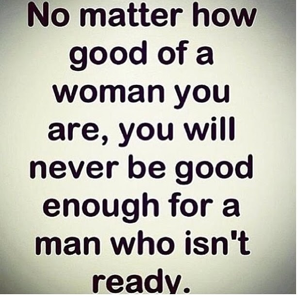 Luxury Quotes On Appreciating A Good Man - good quotes