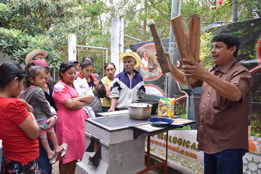 Conserving Guatemala's Forests with Clean Cookstoves