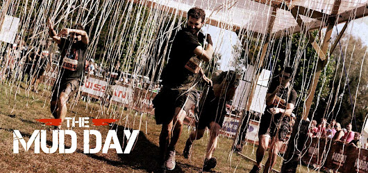 The Mud Day à Nice - Journal d'une Niçoise