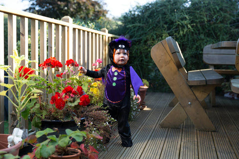 Is Celebrating Halloween With a Baby Totally Pointless?