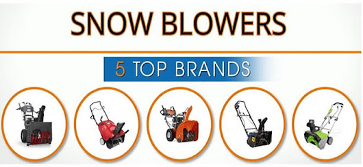 Top Snow Blower Brands & How to Chose the Right One