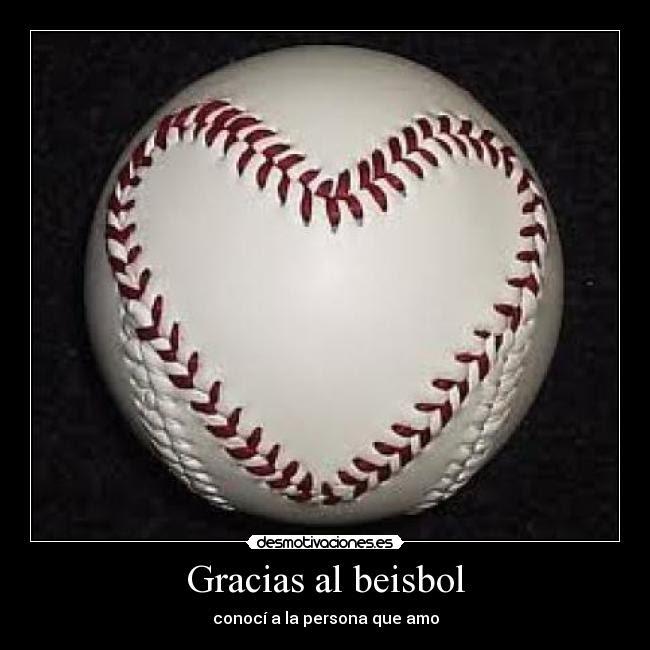 Gracias Al Beisbol Desmotivaciones