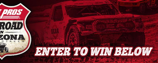 Tire Pros Sweepstakes
