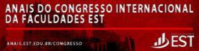 Anais do Contresso Internacional da Faculdades EST