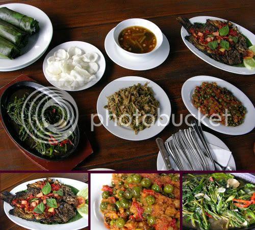 Indonezja - jedzenie w Indonezji