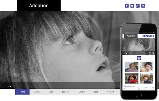 Adoption a Charity Category Flat Bootstrap Responsive Web Template by w3layouts