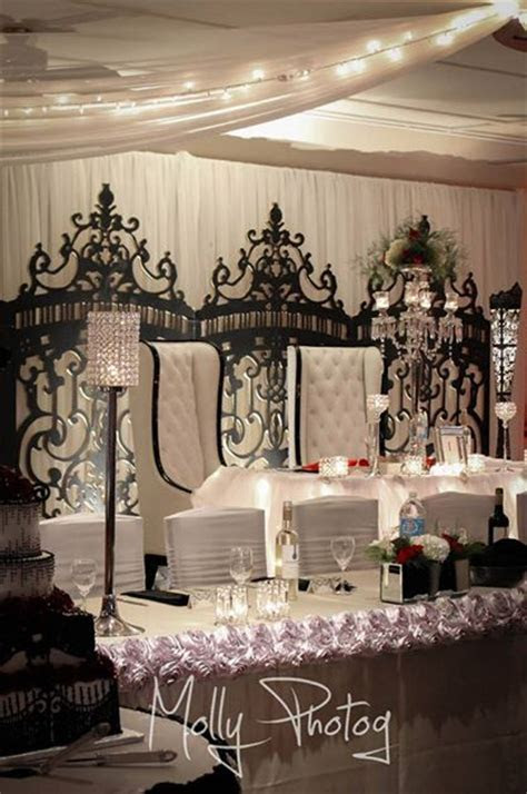 Romantic victorian gothic wedding   Weddingbee Photo Gallery
