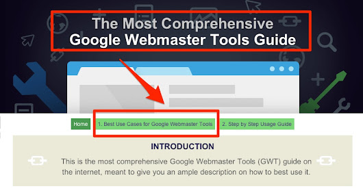 Best Use Cases for Google Webmaster Tools (GWT) by cognitiveSEO