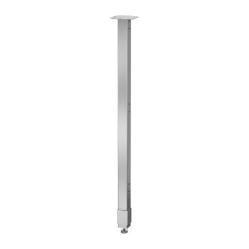 UTBY Ben IKEA Står stadigt även på ojämna golv tack vare justerbara ben.