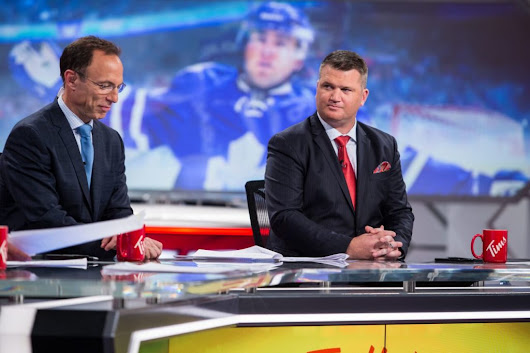 20 Questions with TSN's Jeff O'Neill: On tattoos, taboos and...