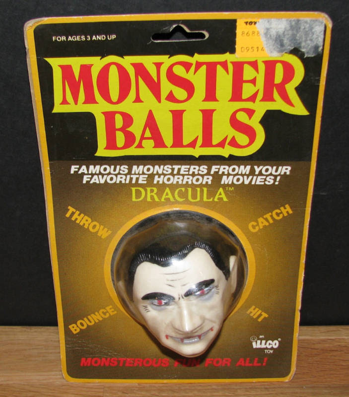 dracula_monsterball