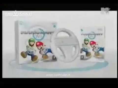 Nintendo Wii - Mario Kart Wii (2009)