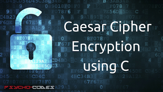 Encrypt and Decrypt C Program (Text Files)