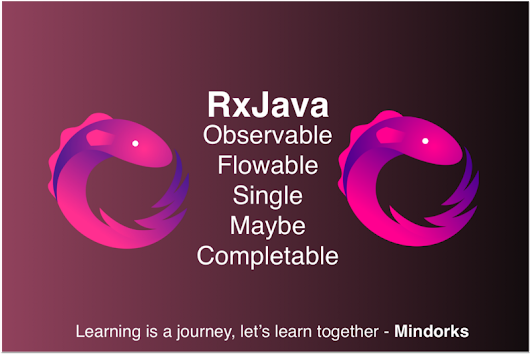 Understanding Types Of Observables In RxJava