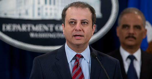 10 reasons Preet Bharara should be attorney general—commentary