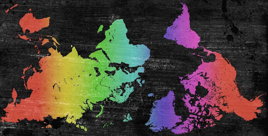 Envisioning Equality: Links to LGBT Maps & Infographics
