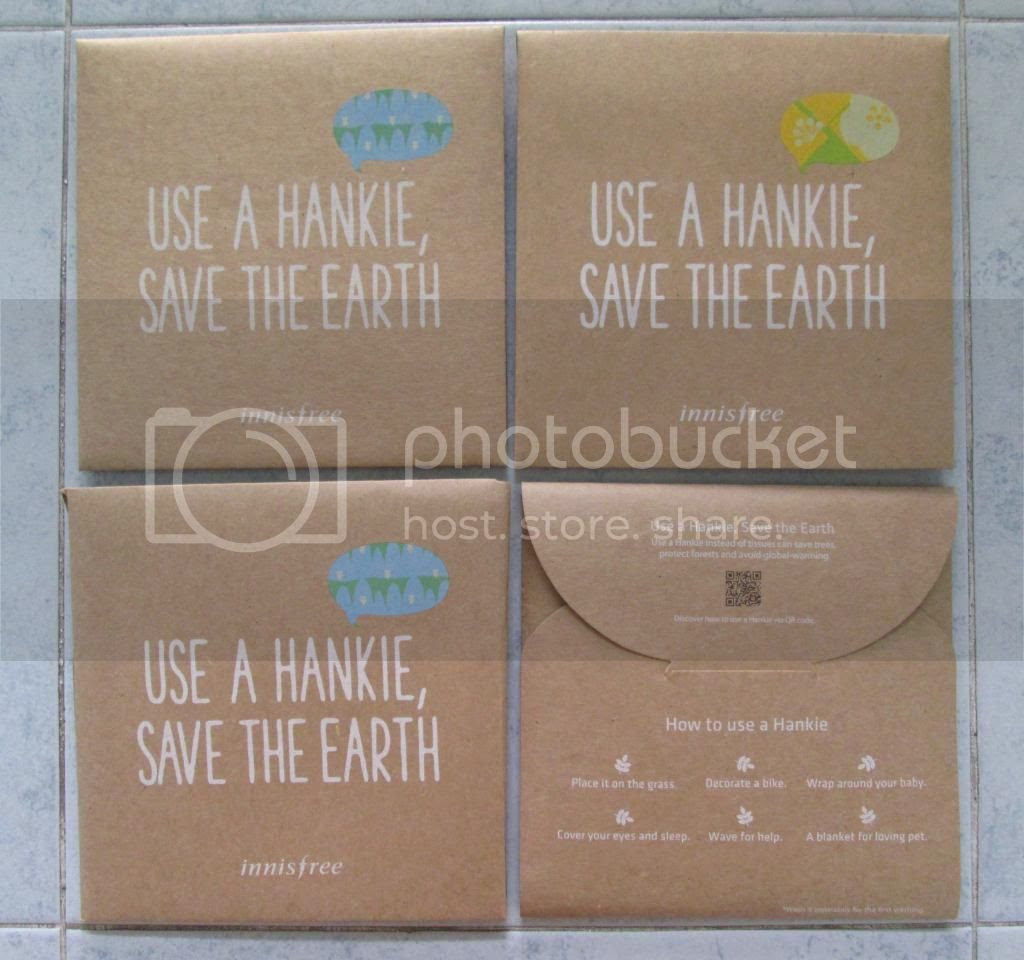 photo InnisfreeEcoHandkerchief01.jpg