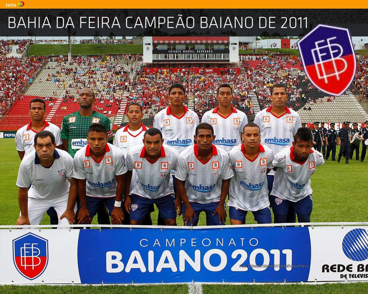 Bahia de Feira campeão