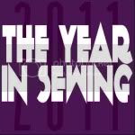 The Year in Sewing