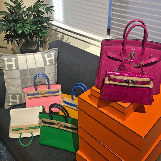 Tis the Season for Hermès Special Orders - PurseBop