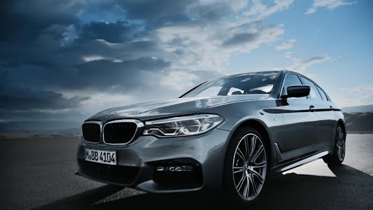 BMW Launches All-New 5 Series Sedan at Detroit Auto Show - TheStreet