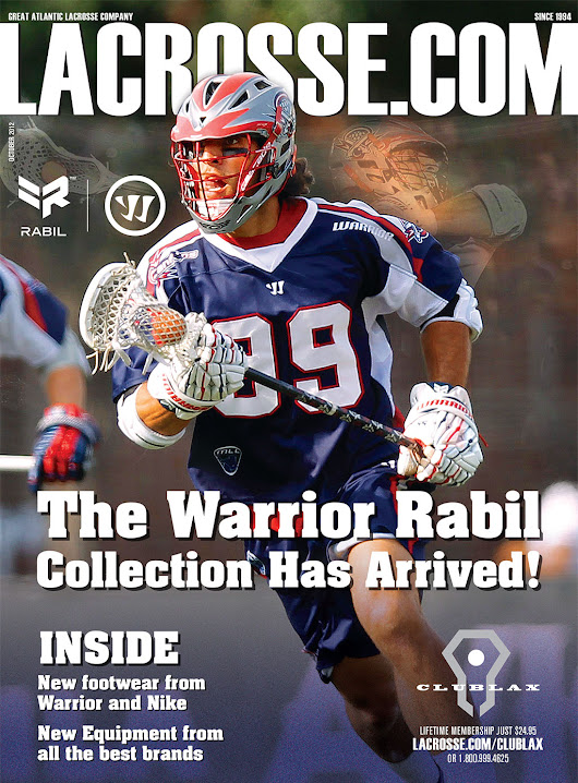Paul Rabil: In The News for Athletics and a Cause