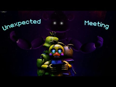 [SFM FNAF] Unexpected meeting - YouTube