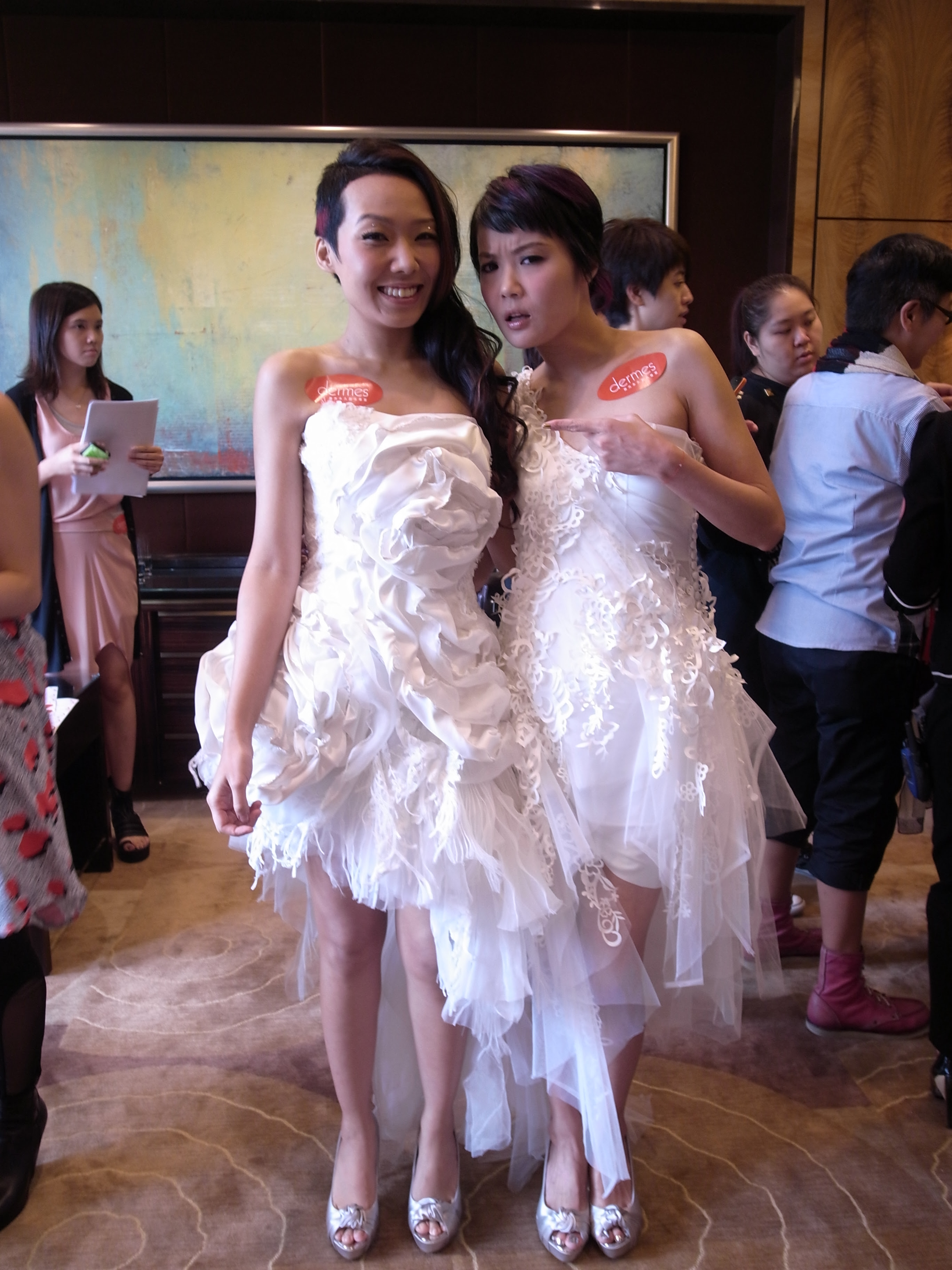 bridal working-dermes press conference