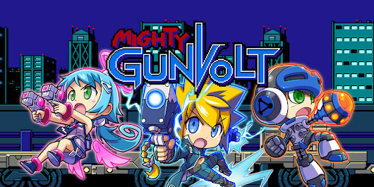 Inti Creates reveals Mighty Gunvolt Burst for Switch, 3DS - Nintendo Everything