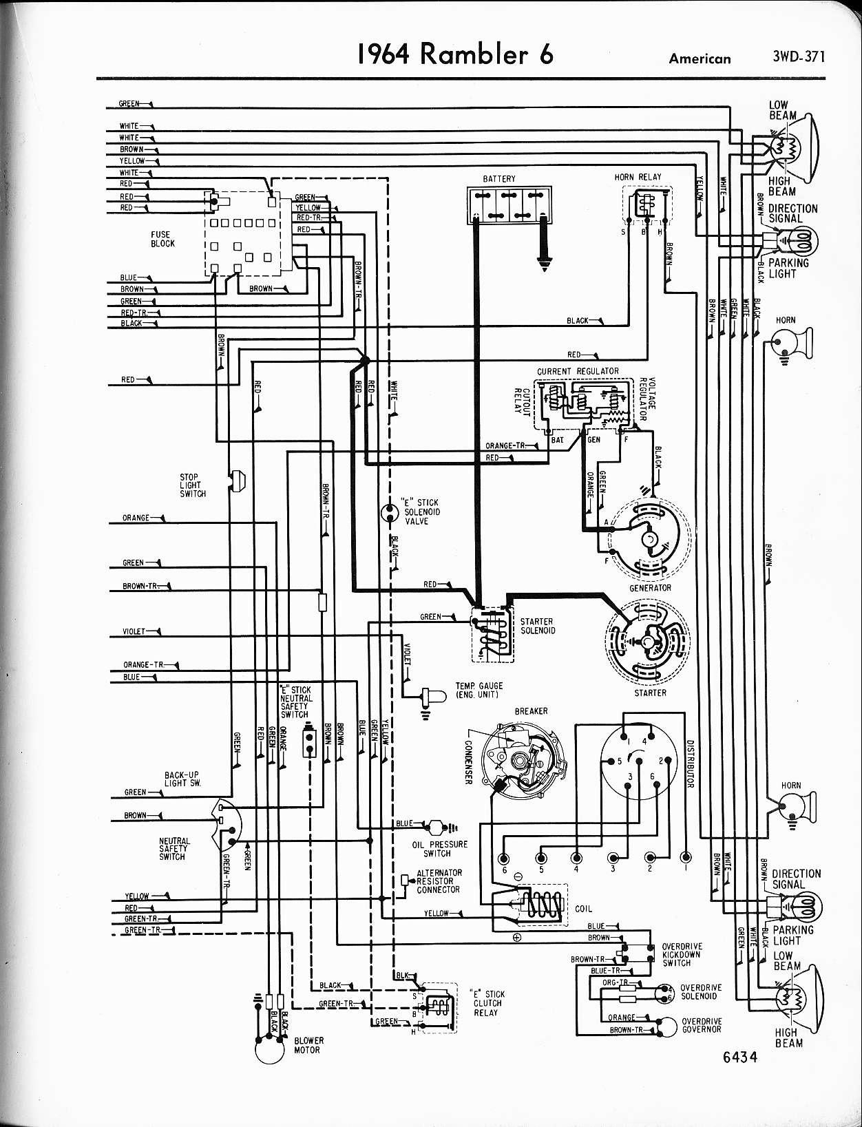 Bd5eb 1968 Amc Rebel Wiring Diagram Wiring Library