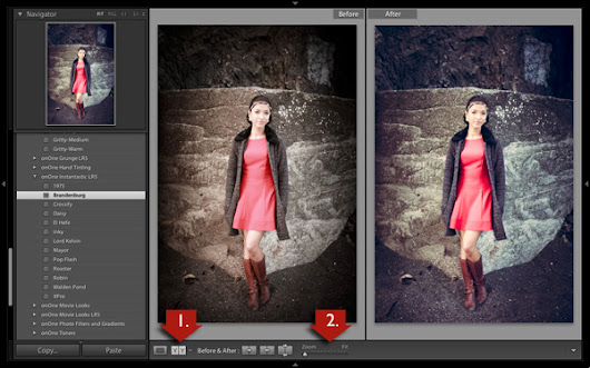 A Concise Guide to Lightroom Develop Presets
