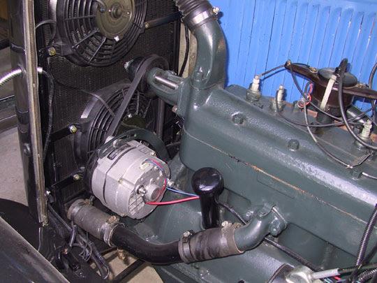 Ford 8n 3 Wire Alternator Wiring Diagram