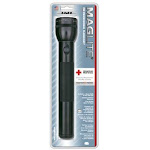 "Maglite Ss3d016 Standard Incandescent Flashlight, 3 ""d"" Cell, 45-lumens, Black"
