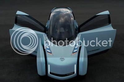 Nissan Land Glider concept 5
