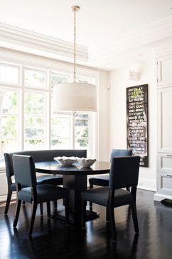 City Home - transitional - dining room - toronto - Jennifer Worts Design
