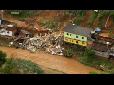 Death toll rises in Brazil floods