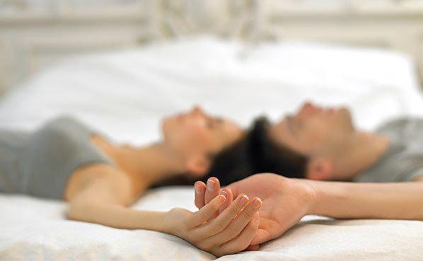 5 اسباب تبعد المرأة عن النشوة