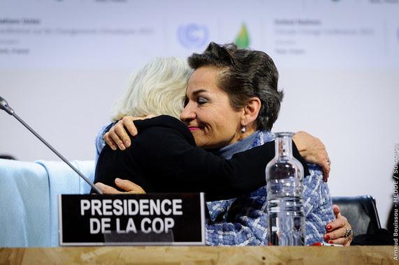 Cristina Figueres.