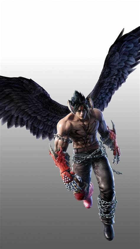 wallpaper devil jin tekken   ps games