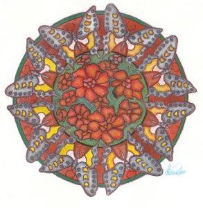 7 Mandalas De Amor Espectaculares Y Fáciles De Hacer Todo Mandalas