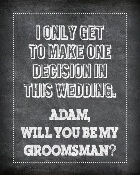 25  best ideas about Ask Groomsmen on Pinterest   Asking