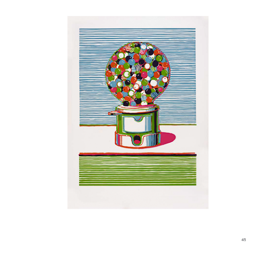 Eye Candy: Prints by Wayne Thiebaud and Others