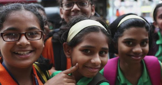 Indian girls defy social barriers to pursue education