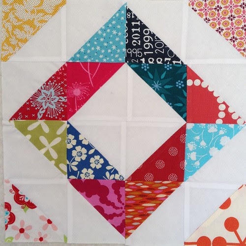 Block #2 for Cindy