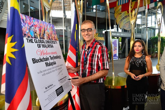 Convergence of Technologies: Industry talk by Dr. Mahmood Al-Iman @ Limkokwing University of Creative Technology